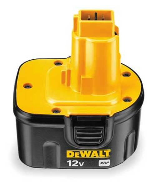 DEWALT DC9071 Battery Pack, 12V, 1.7Ah, NiCd